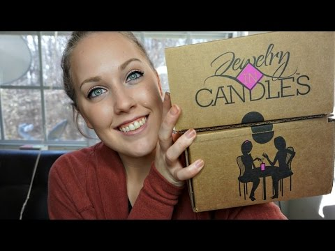 Jewelry In Candles Cool Gift: Ashley Craig