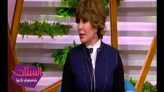 نجوى إبراهيم تكشف عن سر شعرها القصير وصفعة أخذتها على وجهها بسببه