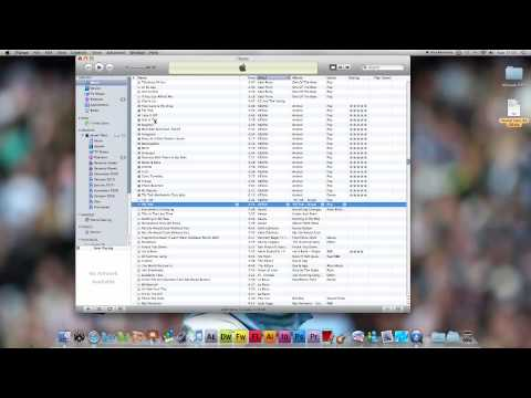 How to remove iTunes artwork