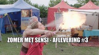 Zomer met Sensi - In vuur en vlam op Mystical Fantasy Fair