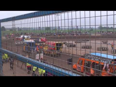 Kings Lynn Van racing & Demolition Derby