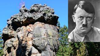 Oybin [Hitlerweg] | Ernst-Schulze Stein | Hüttlerweg | sandstone climbing in Oybin | 2019