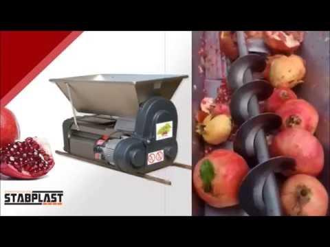 Електрическа гроздомелачка ронкачка с помпа ENOITALIA ARNO 15 INOX #ICdXXi9o0E4