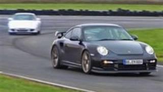 Porsche 911 Gt2 Rs Vs Carrera Video