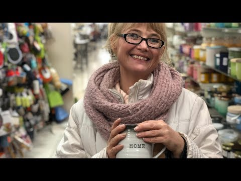 Hanes Takes Formerly Homeless Woman Shopping for Her New Apartment.