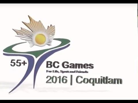 BC 55 Plus Games Closing Ceremonies 2016