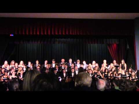Haddon Township High School Chorus 6.4.15