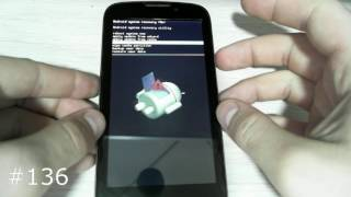 Сброс настроек Explay Surf (Hard Reset Explay Surf)