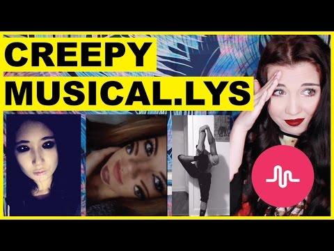 Reacting To SCARY Musical.lys