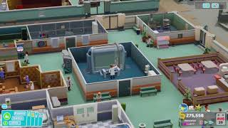 Two Point Hospital [PC] Building a Game with Personality