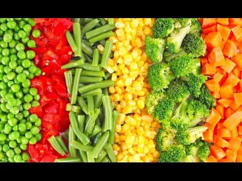 Польза осенних овощей.