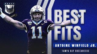 Best Fits with Dan Hatman: Antoine Winfield Jr.