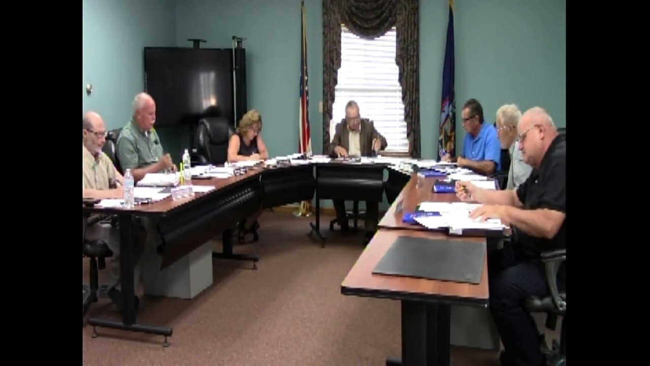 Champlain Town Board Meeting  7-10-18