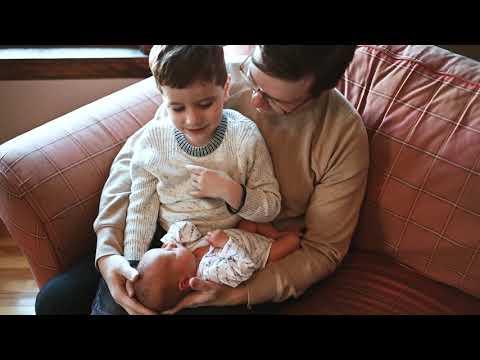 Newborn Lifestyle Family Film