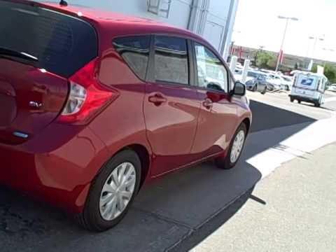 Sonora Nissan, Yuma, Arizona, 85364, 2014 Nissan Versa, Stock#N8986, Red  Brick Metallic