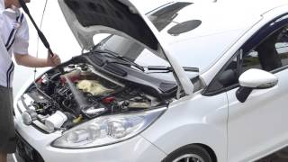 Cuci Mesin Ford Fiesta - 2
