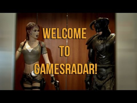 Welcome to GamesRadar!