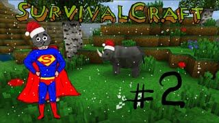 Кошачий дом (survivalcraft) #2
