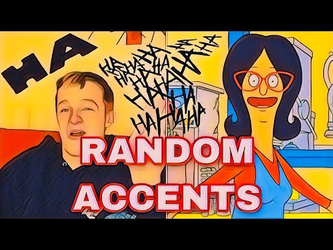 Try Not To Laugh | The Best 5 Hilarious Accents