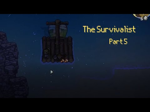 The Survivalist | New Island! | Part 5 |