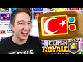 TÜRKLER TV ROYALE'DE! - EN KOMİK MAÇLAR! - CLASH ROYALE