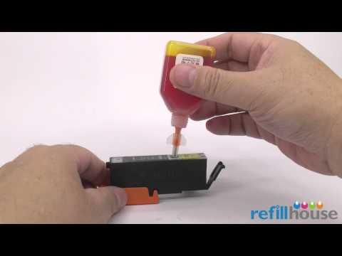 Auto-convection refill Canon PGI-750 CLI-751 BCI-350 BCI-351 PGI-550 CLI-551  ink cartridge