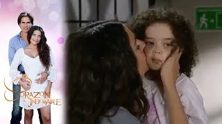 Maricruz vuelve a ver a su hija, gracias a Octavio | Corazón indomable - Televisa