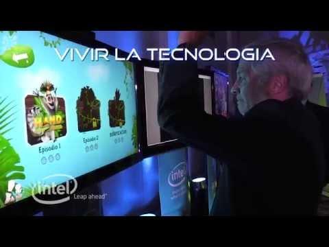 INTERACTIVE PAVILION - ICT WEEK 2015 - CORDOBA - ARGENTINA