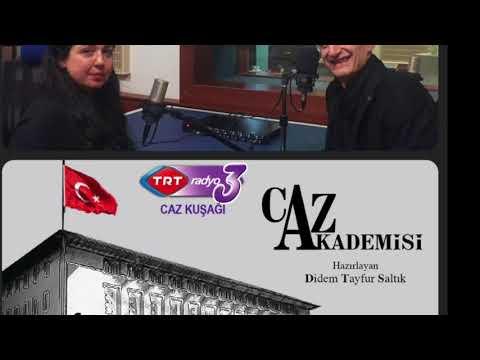 """TRT Radyo-3 """" CAZ AKADEMİSİ """" 07 Şubat 2017"""