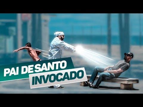 PEGADINHA - PAI DE SANTO INVOCADO #DESAFIO 37