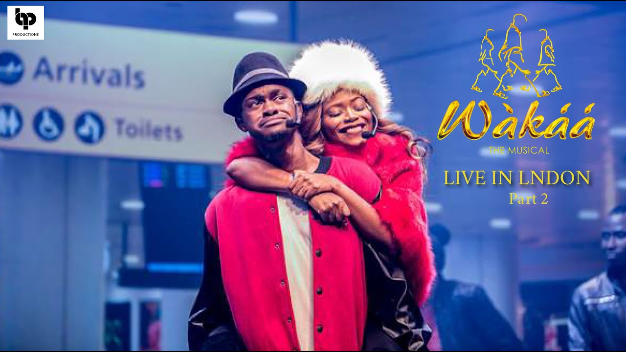 Download WAKAA THE MUSICAL - LIVE IN LONDON (PART 2)