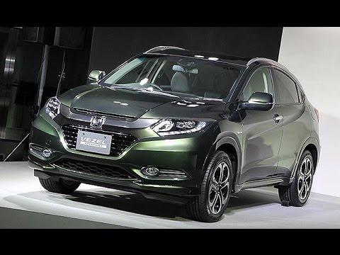 ホンダ、新型SUV「ヴェゼル」発売=パワフルな走りと優れた燃費性能を両立