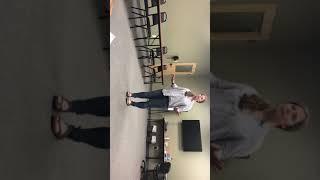 introduction speech- Katie Kita