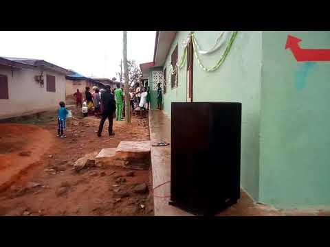 21st women's clinic in Techiman,  Brong Ahafo region,  Ghana.  11-11-17