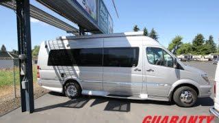 2017 Winnebago ERA 170 X Class B Diesel Camper Van Video Tour • Guaranty.com