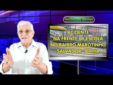 Perigo na porta de escola do Marotinho