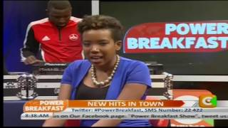 Power breakfast: Hip hop Friday with Octopizzo, Khaligraph and Vicmass Luodollar