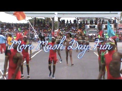 More Mash Day Fun in Georgetown, Guyana