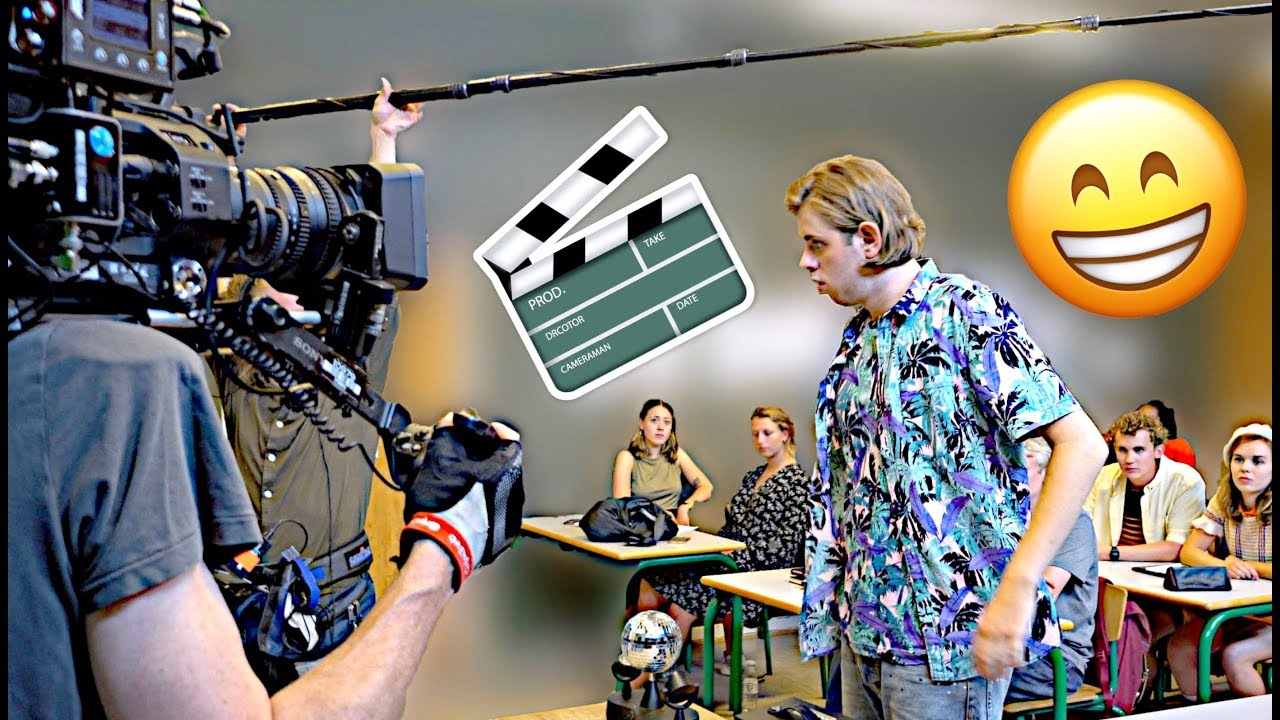 OPTAGER FILM TIL BIOGRAFEN! #TeamAlbertMovie