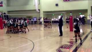 Eagle Rock vs. Verdugo Volleyball City Championship 2012 Thumbnail