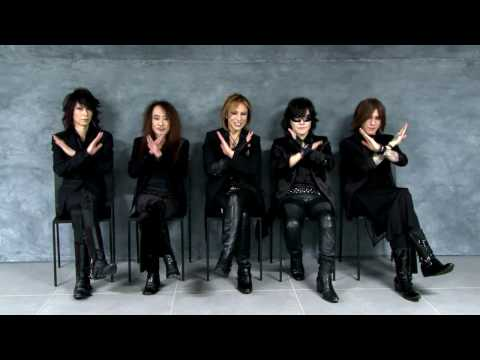 X Japan is Finally Coming to Wembley Arena March 4, 2017 - London