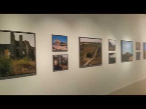 "Installation for the exhibition ""Dacha"", MoMA Baku, 2016"