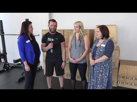 Chamber of Commerce Ribbon Cutting, ZuWire Fitness  |  03/06/18