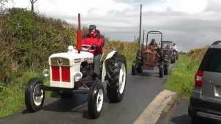 Lleyn vintage tractor rally 2013