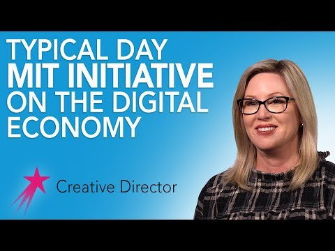 Creative Director: Typical Day - Shannon Farrelly Career Girls Role Model