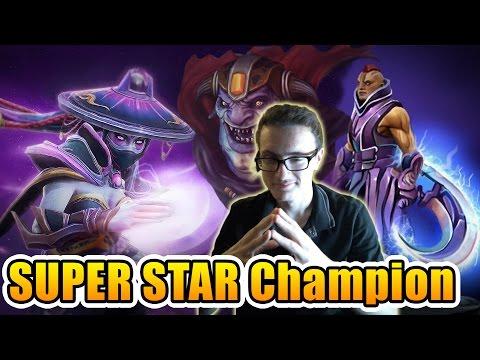 Miracle- Dota 2 - ESL One Frankfurt 2016 Grand FINAL Highlights - SUPER STAR Champion