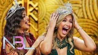 Migbelis Castellanos gana la corona de Nuestra Belleza Latina 2018 | NBL