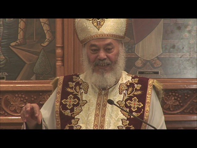 May I never boast except in the cross of our Lord Jesus Christ (Arabic Sermon) Fr. Rapahel Hanna