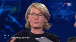Talk im Hangar-7 | Vorwurf Asylindustrie: Wer profitiert von Flüchtlingen?