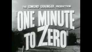 One Minute To Zero   Original Trailer